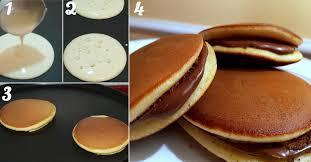 Cách làm bánh rán Doremon ngon tại nhà cho bé yêu